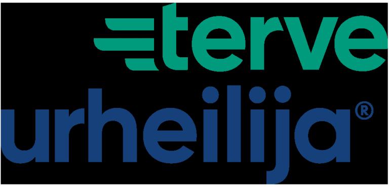 TerveUrheilija logo office